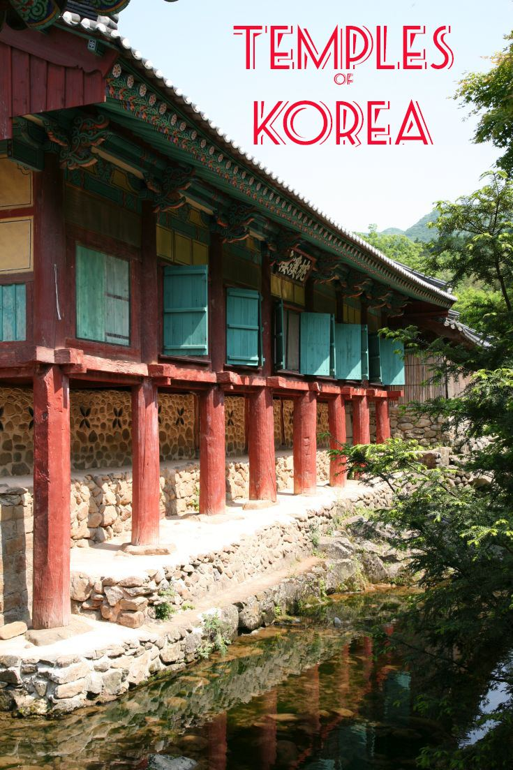 Temples Korea