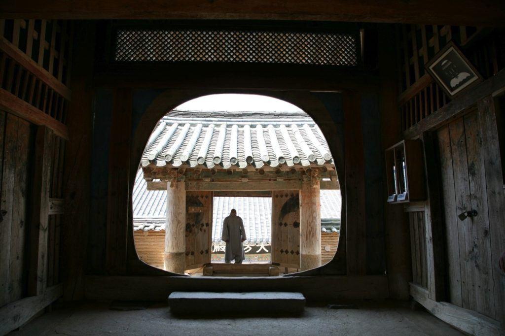 The Three Jewel Temples of South Korea.