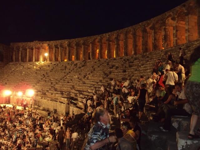 The Aspendos Opera Festival