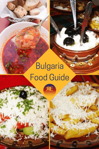 Traveling to Bulgaria? You will love the food! Check out what to eat while you are there!
