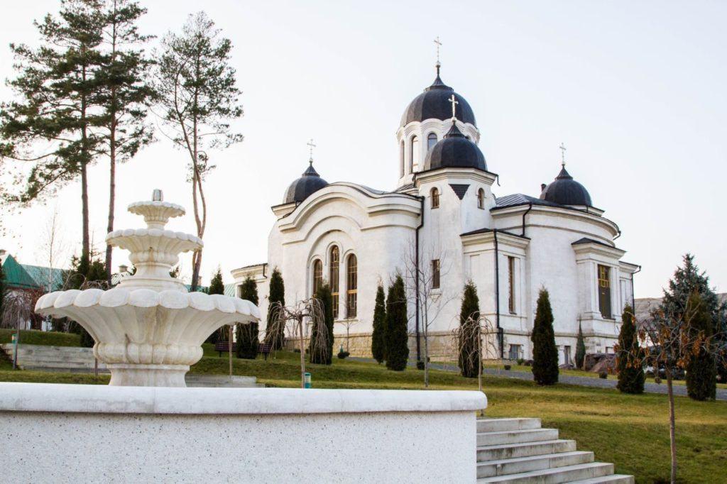 Orthodox church in Moldova.