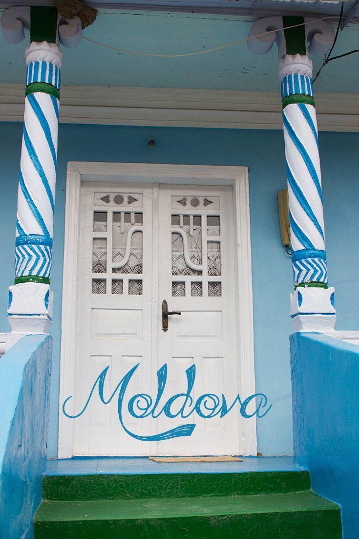 Moldova porch.