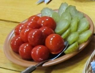 Molotor, Moldovan pickles.