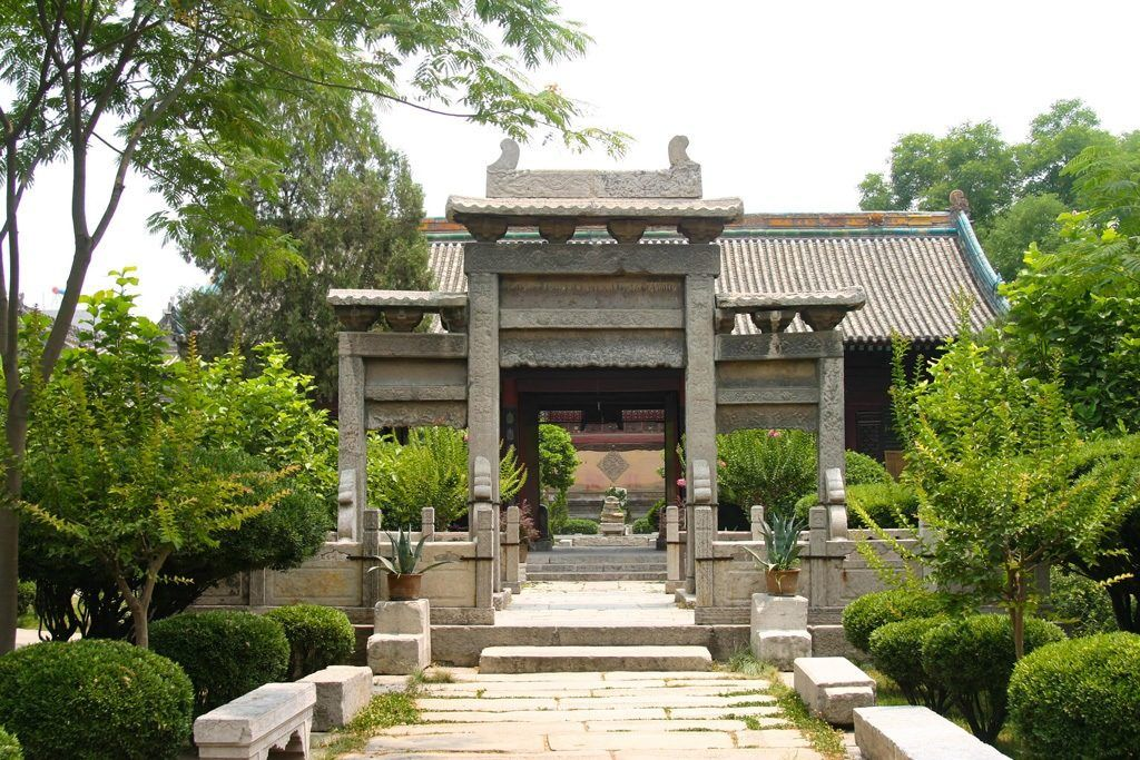 The Grand Mosque is one of the premiere tourist attractions in Xian.