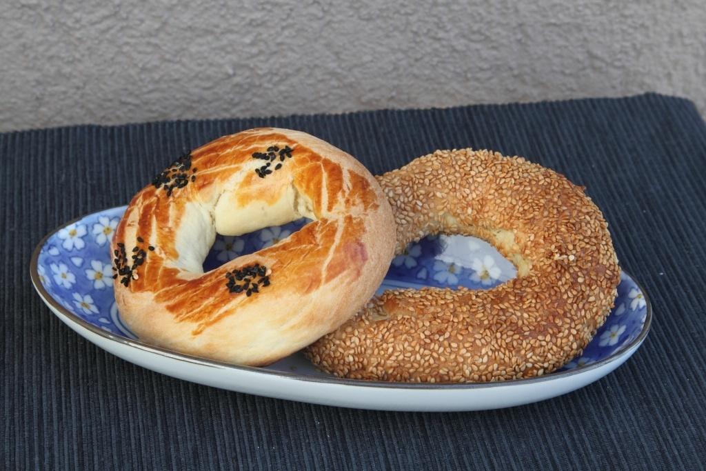 Turkish Food - Simit