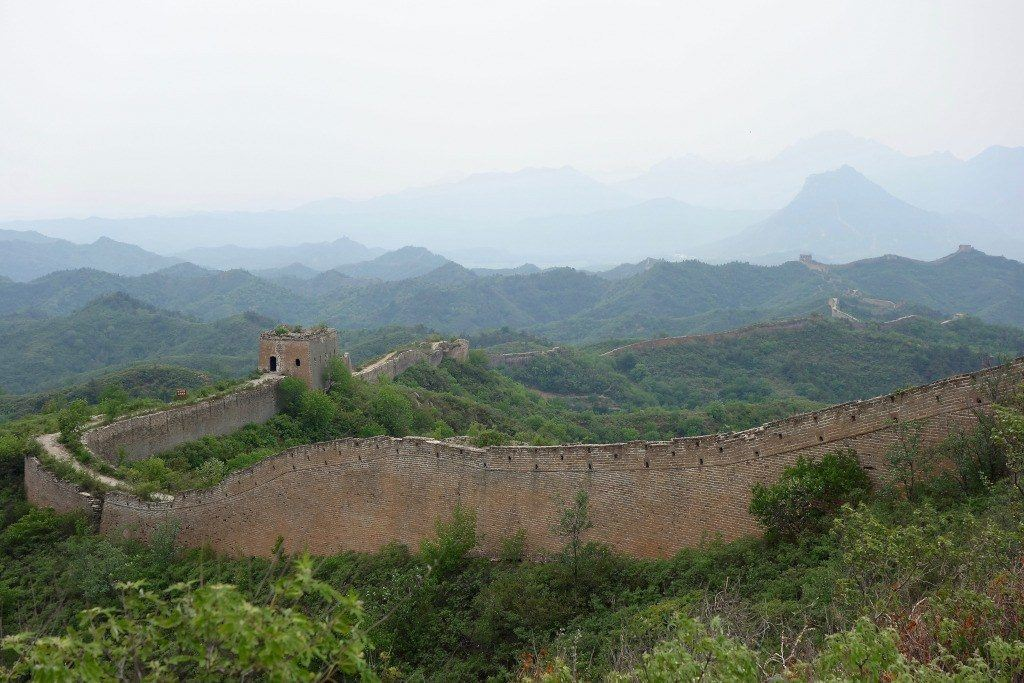 More unknown parts of the wall.