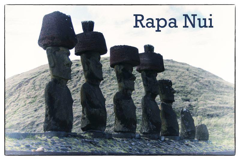 Easter Island World Heritage Site