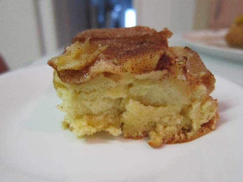 Lithuanian Recipe Apple Cake