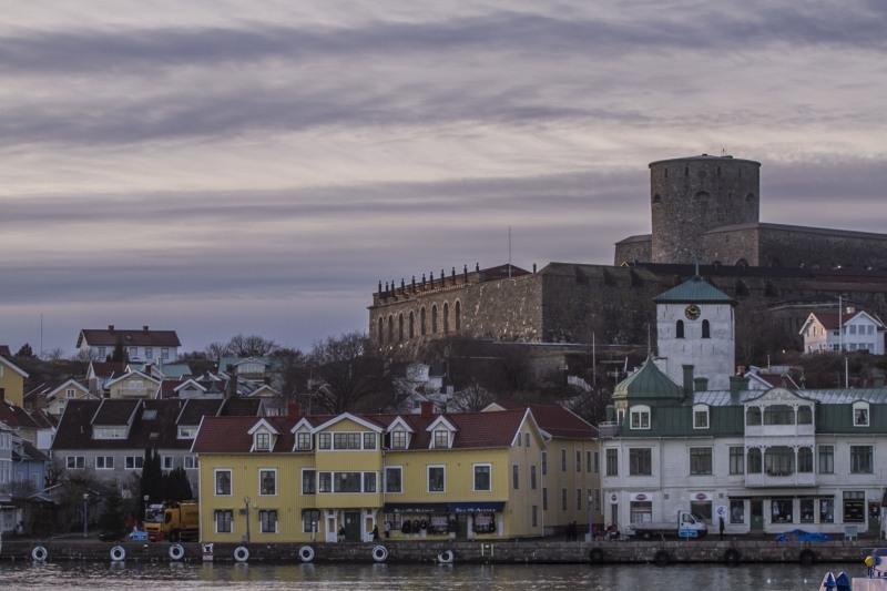 Marstrand Fortress.