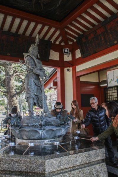 Sensoji Temple Asakusa.