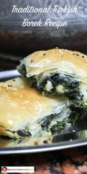 The Best Turkish Borek Recipe!