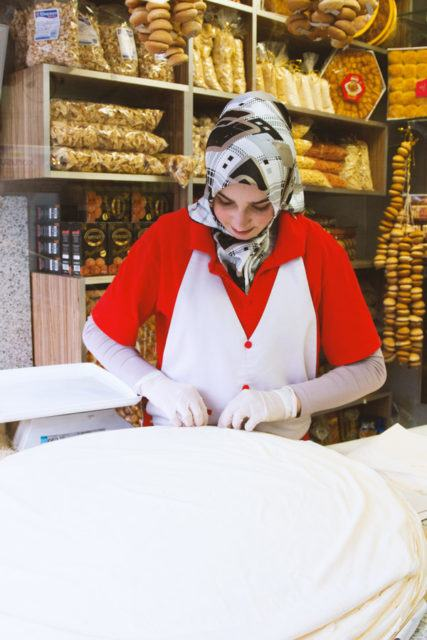 What is Yufka? A traditional Turkish dough used in borek, like in these three borek recipes.