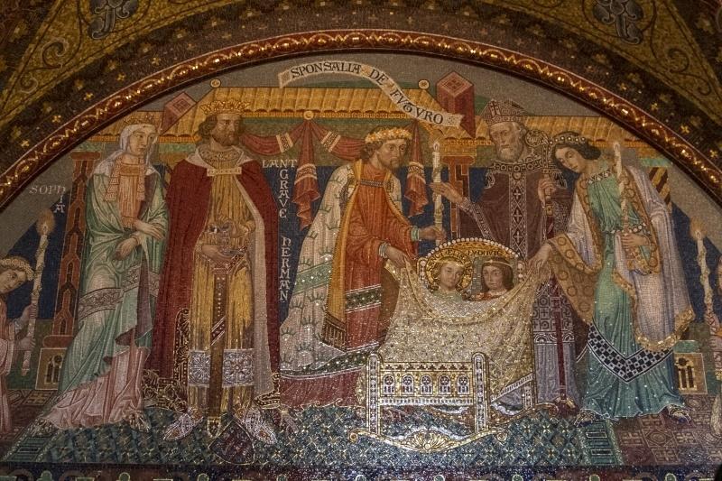 St. Elisabeth's Betrothal