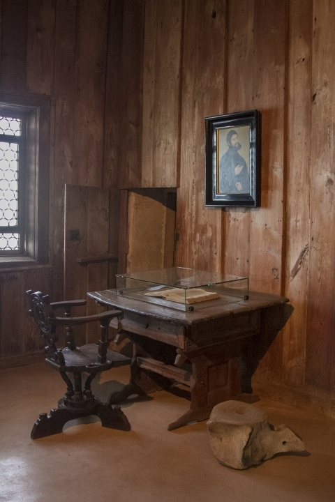 Martin Luther Room