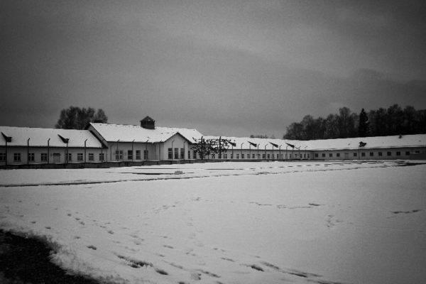 Dachau parade grounds.