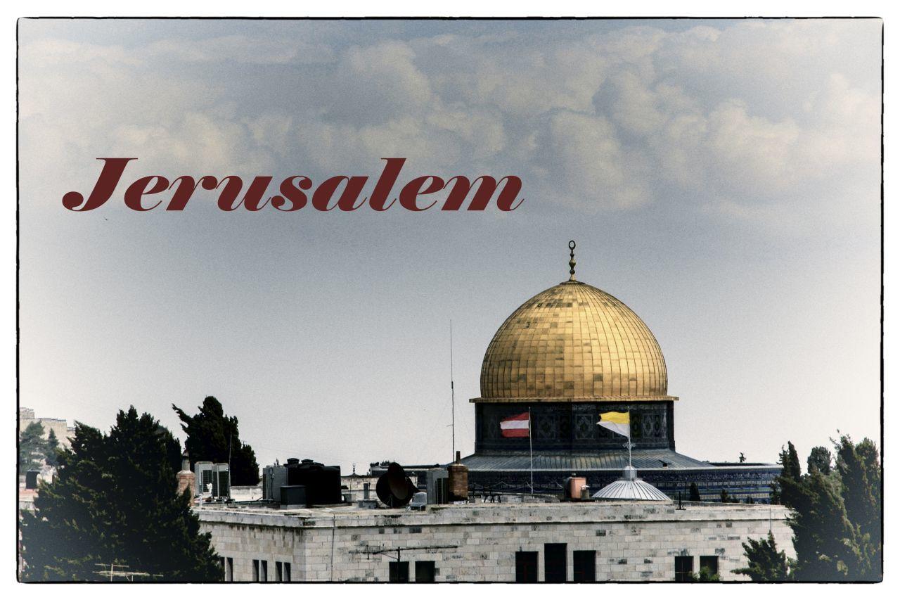 Jerusalem World Heritage Site
