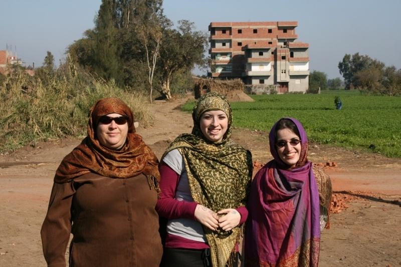 Egypt Mom