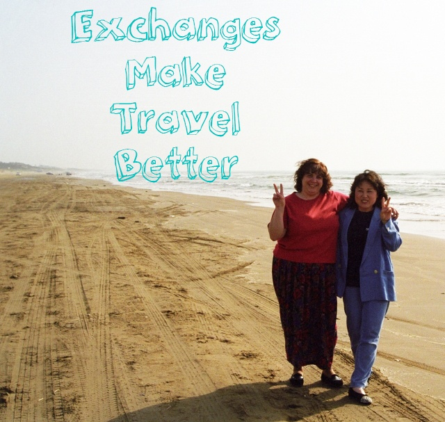 Exchanges Travel Better