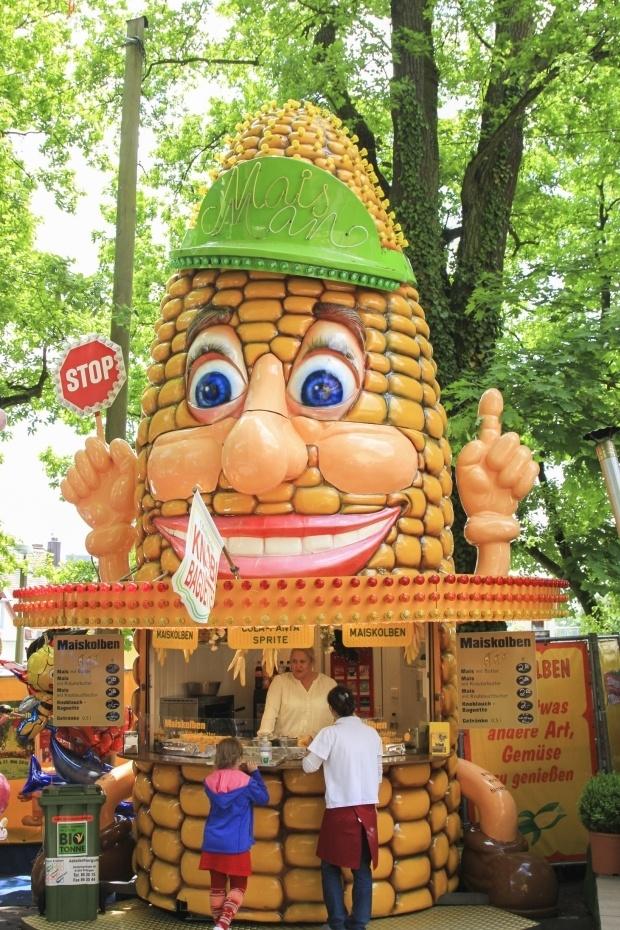 Corn Booth Erlangen