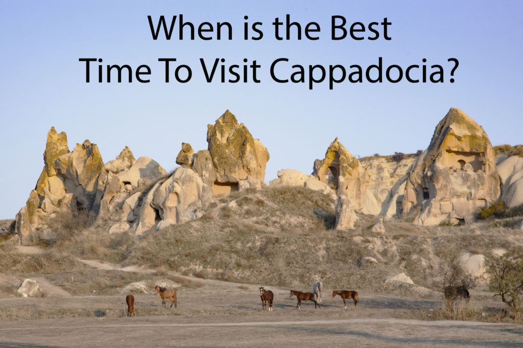 When is the best time to visit Cappadocia?