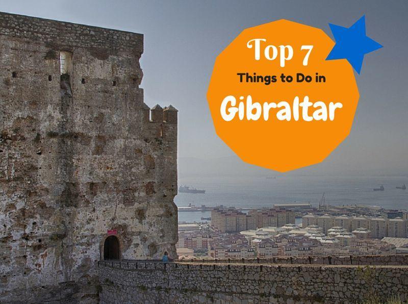 Gibraltar Top Sights