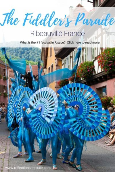 If you are in France in September, go to the Fiddler's Fest in Ribeauville.