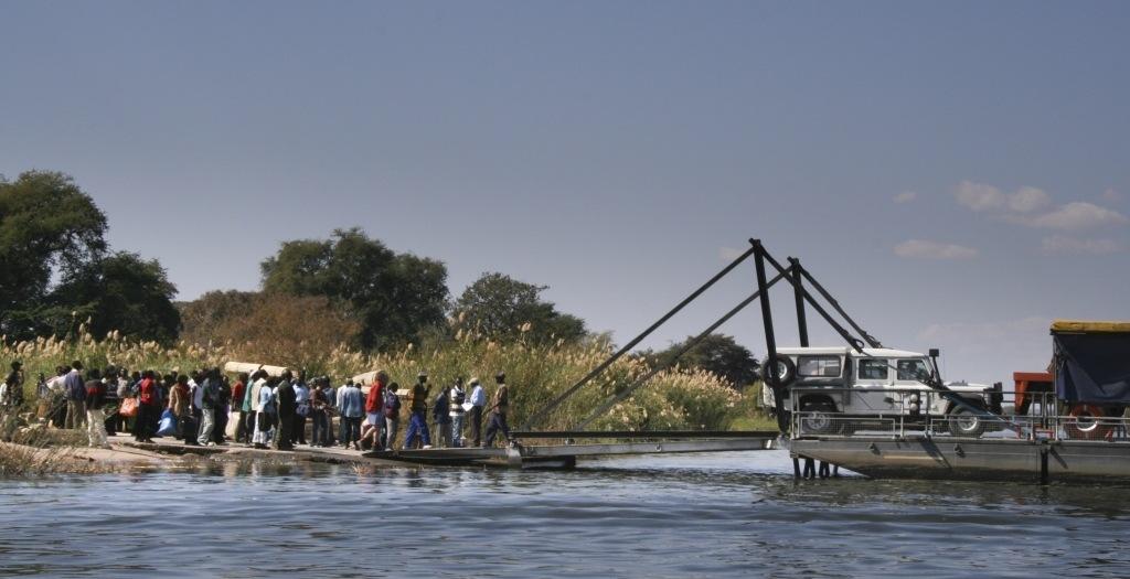 Ferry Botswana