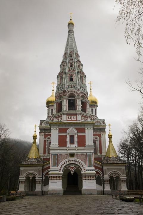 Bulgaria Russian Church
