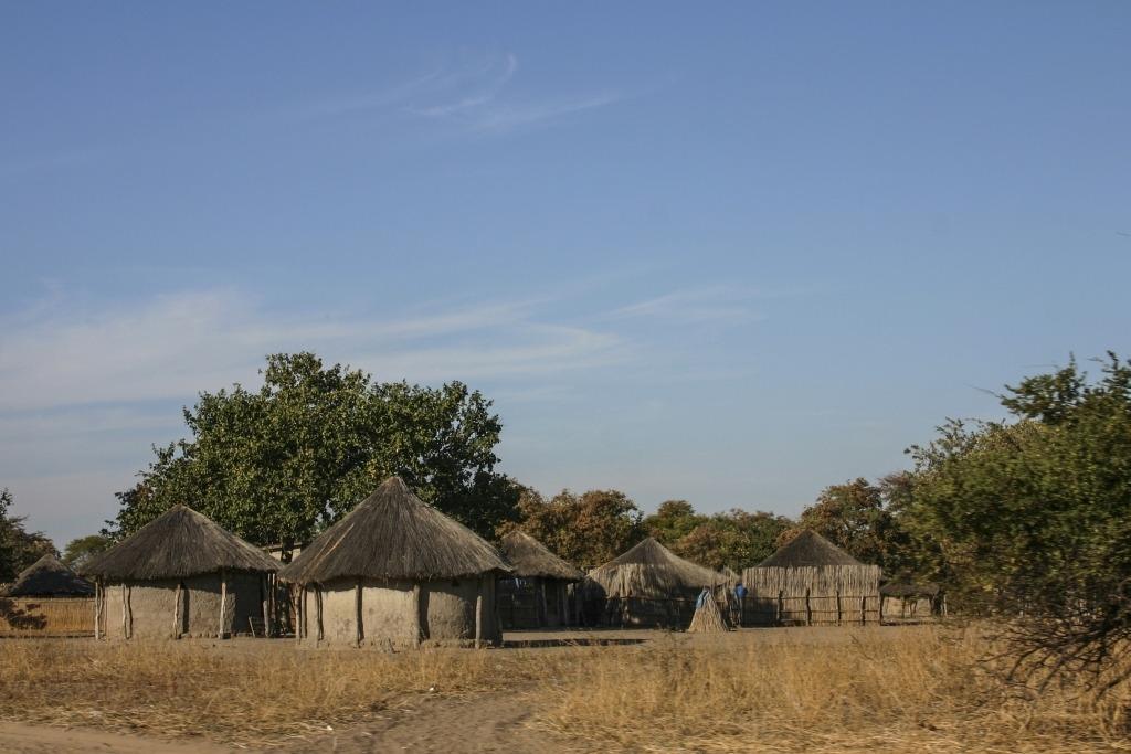 Village Botswana
