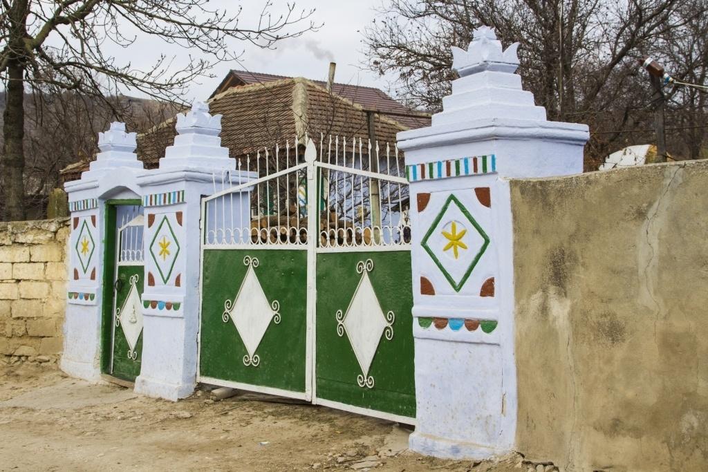 Moldova Gate