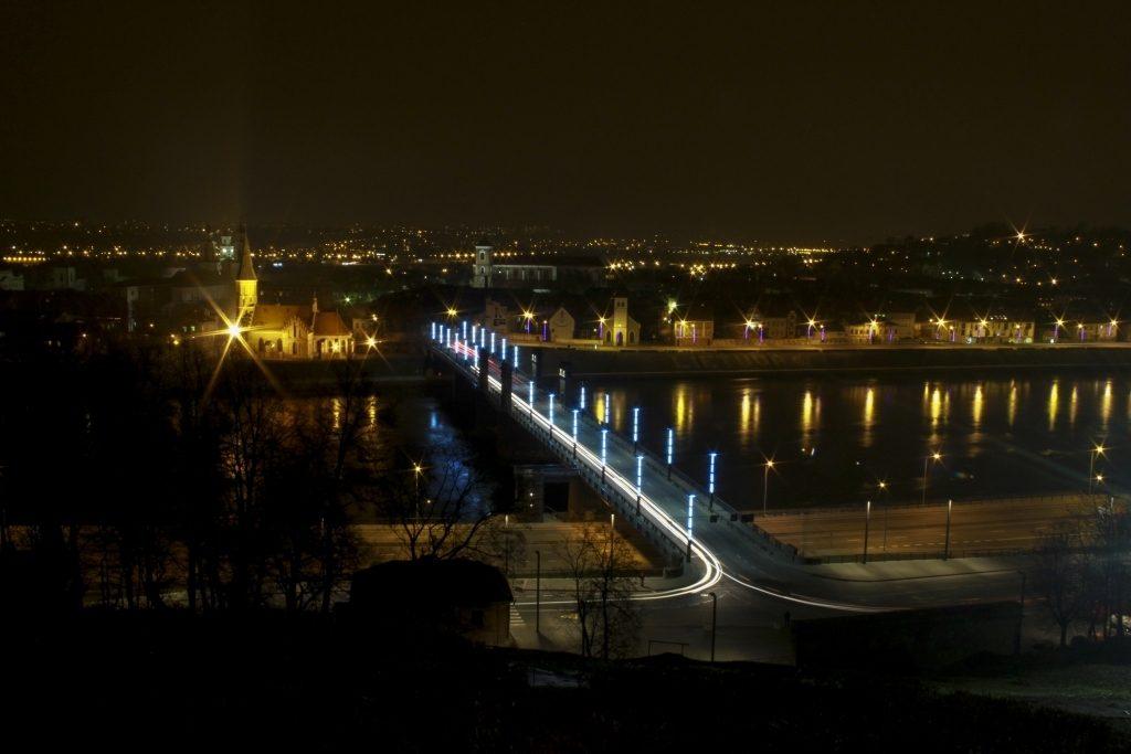 Kaunas Night