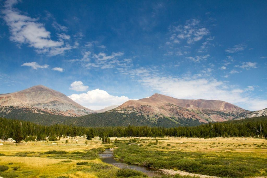 Tuolumne Meadows - get out of the car and go for a hike in Yosemite's beautiful meadows.