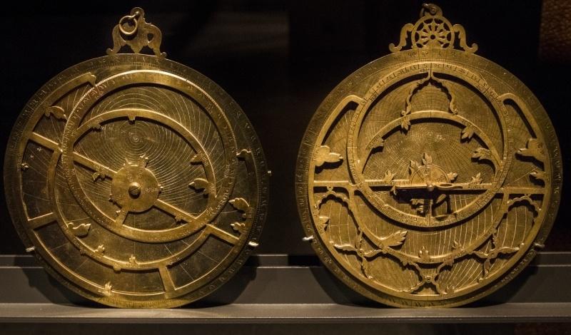 Exhibit in the Museum Islamic Art Doha
