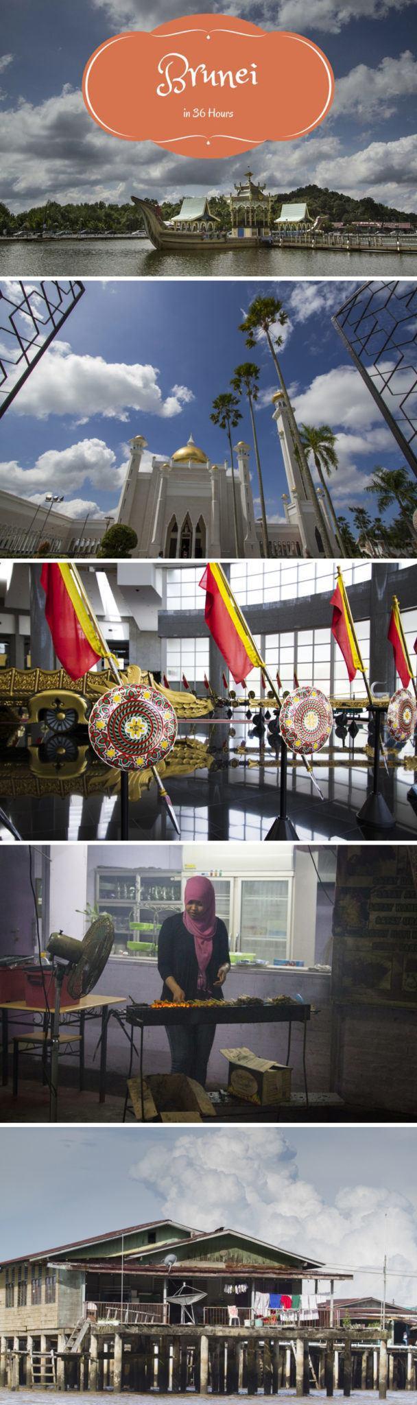 36 Hours Brunei