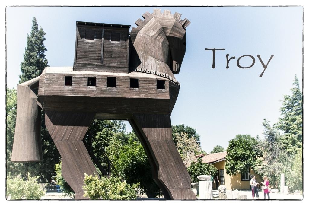 Troy Archaelogical Site