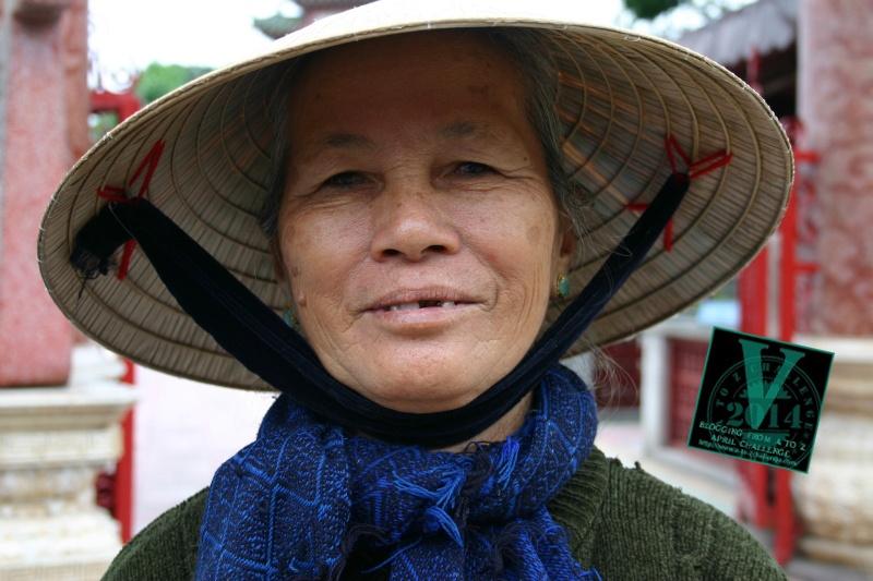 V Vietnam A-Z Challenge