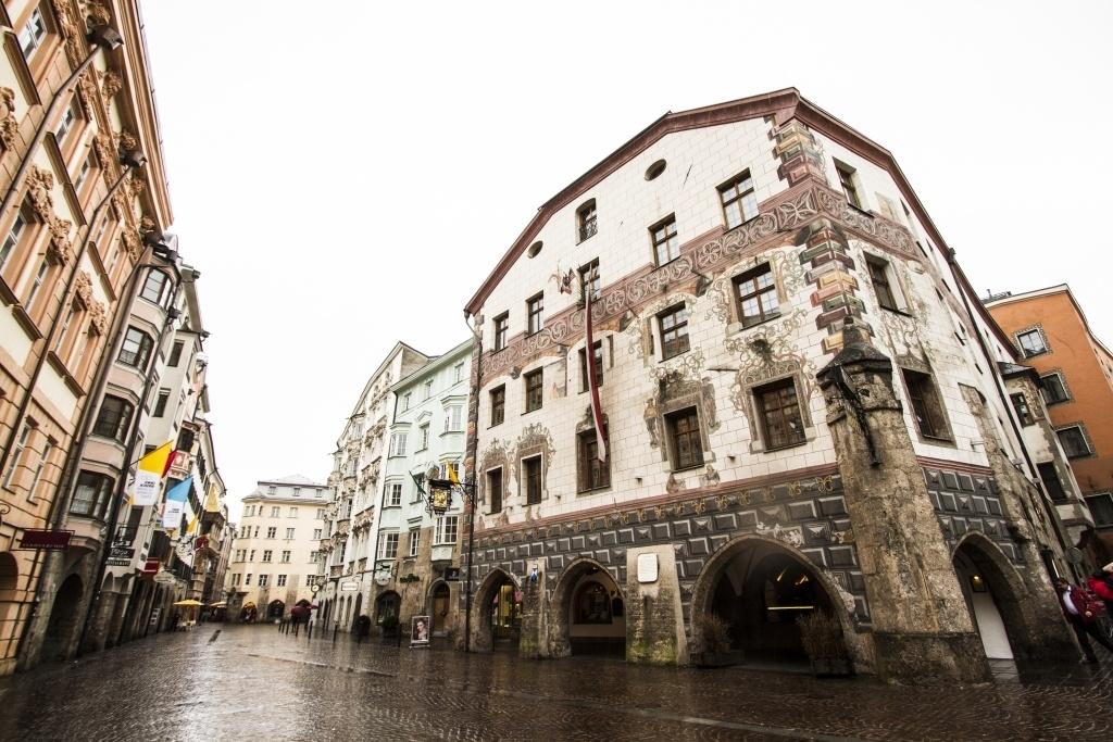 Center Innsbruck