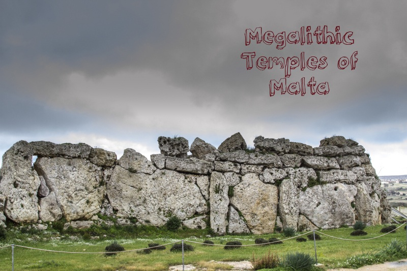 Megalithic Temples Malta