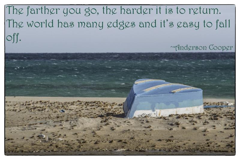 Travel Inspiration Anderson Cooper