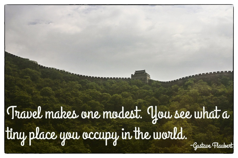 Travel Inspiration Great Wall