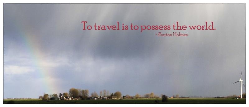 Travel Inspiration Possession
