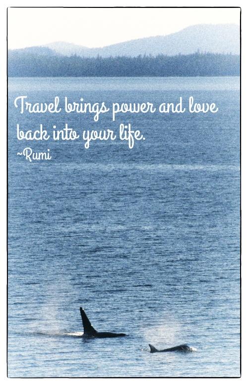 Travel Inspiration Rumi