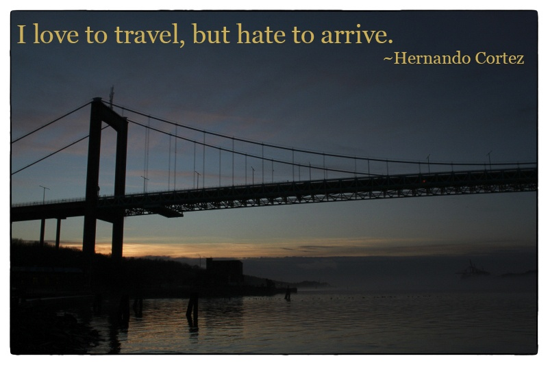 Travel Inspiration Journey