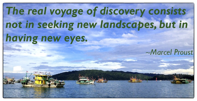 Travel Inspiration Voyage Discovery