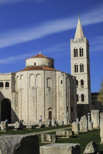 St. Donatus Church, Zadar.