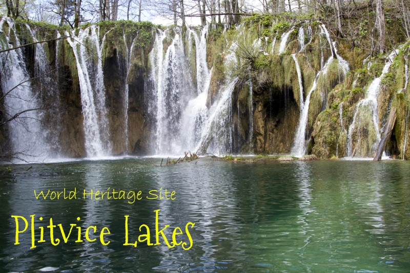 World Heritage Site - Plitvice Lakes, Croatia