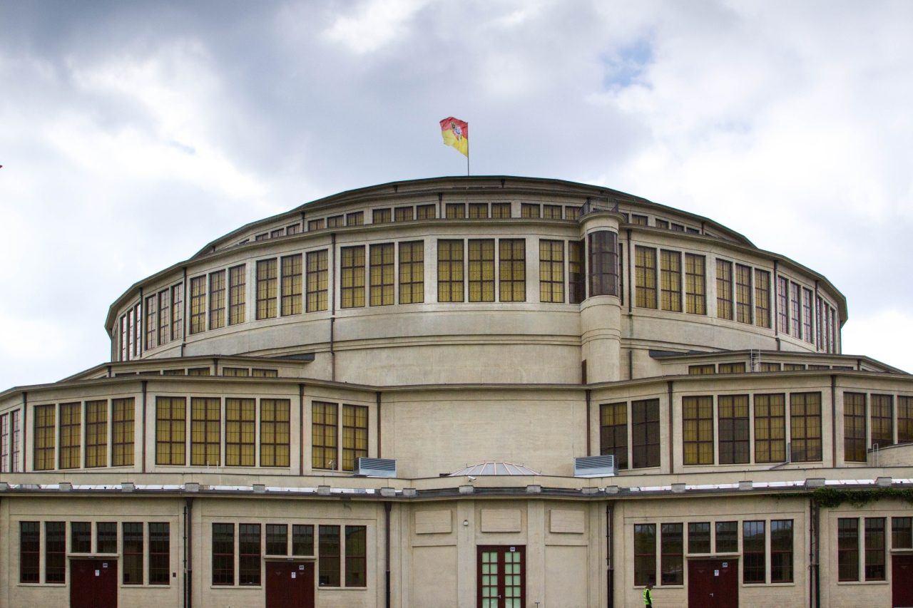 World Heritage Site Centennial Hall.
