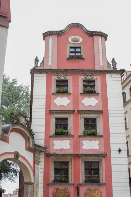 Hansel and Gretel House is one of the things to see in Wroclaw.