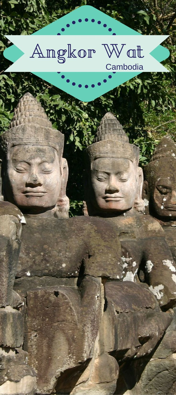 Is Three Days Enough at Ankor Wat? Cambodia's number one tourist site requires some time. Click here to find out all about the temples of Angkor.......................travel guide   day trip   things to do   top ten   world heritage  