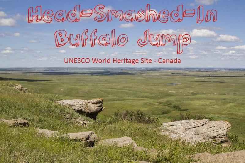 Head-Smashed-In Buffalo Jump Canada